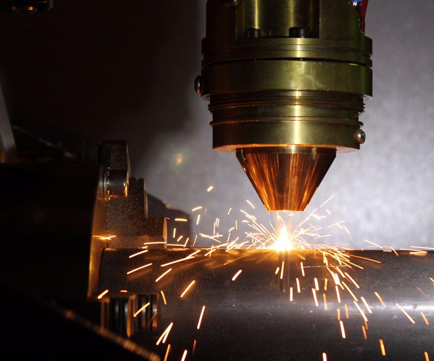 Formalloy Formax laser metal deposition (LMD) head