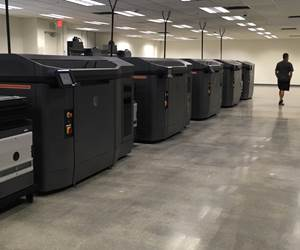 Forecast3D's 3D Manufacturing Center