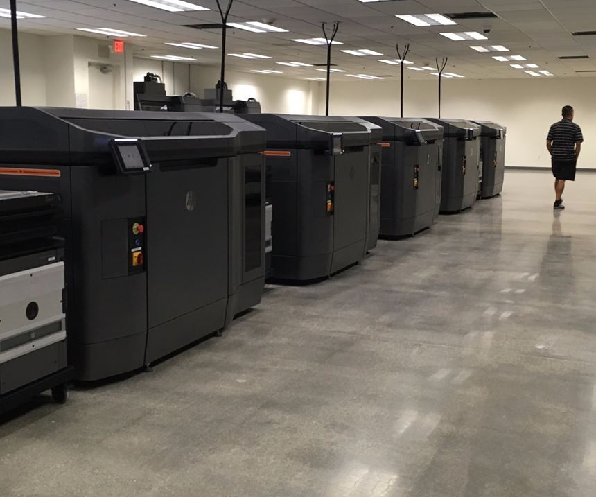 Forecast 3D's 3D Manufacturing Facility