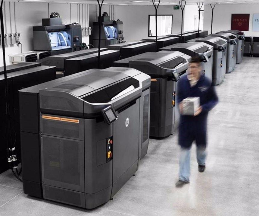 Forecast 3D additive manufacturing center
