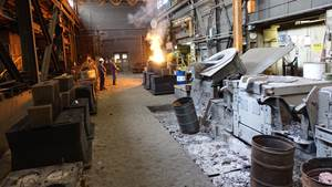 """Foundry Says Robotic Sand Printing a """"Game Changer"""" for Metal Casting"""
