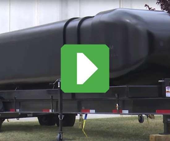 ORNL 3D-printed submarine hull demonstrator