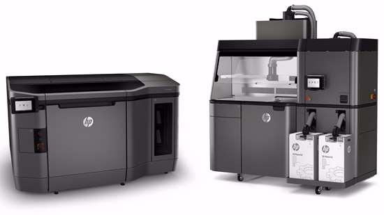 HP Jet Fusion 3D 4200 system