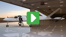 Eviation all-electric commuter aircraft