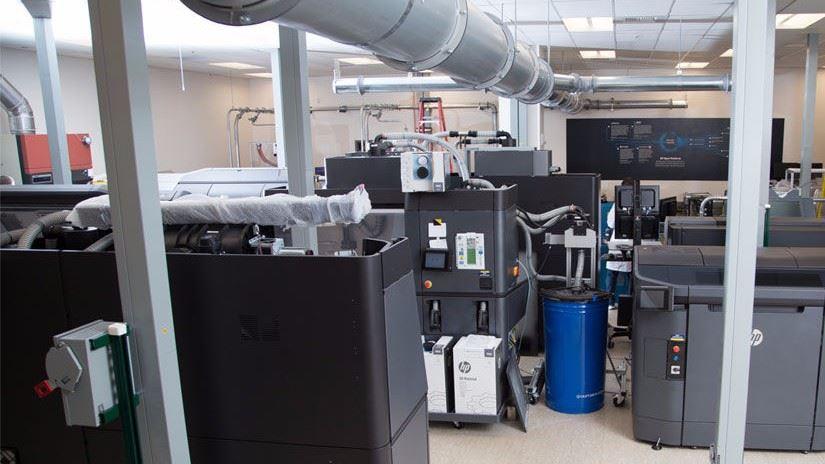 Inside HP's open lab