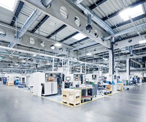 EOS facility in Maisach-Gerlinden, Germany
