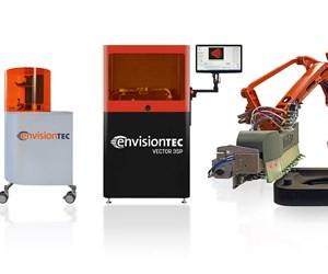 Envisiontec 3D printers