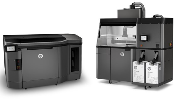 HP Multi Jet Fusion System