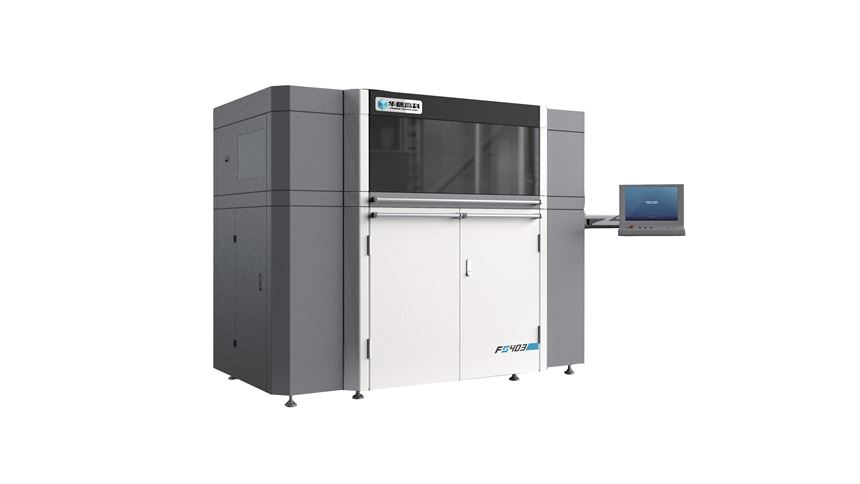 Farsoon's 403P additive manufacturing system