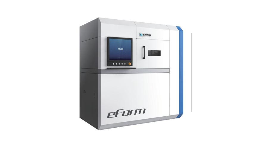 Farsoon eForm plastic laser sintering AM system