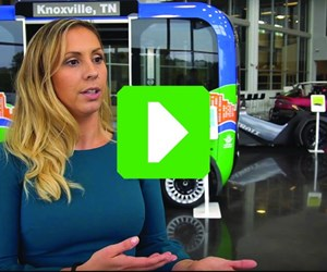 Brittany Stotler, vice president of marketing, Local Motors