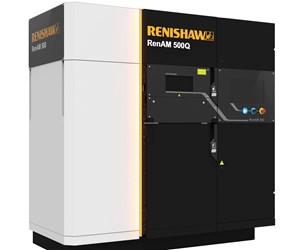 Renishaw RenAM 500Q additive manufacturing system