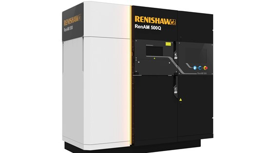 Renishaw RenAM 500Q additive manufacturing system