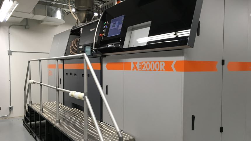 Roush Xline 2000R from Concept Laser and GE Additive