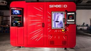 Spee3D metal 3D printer