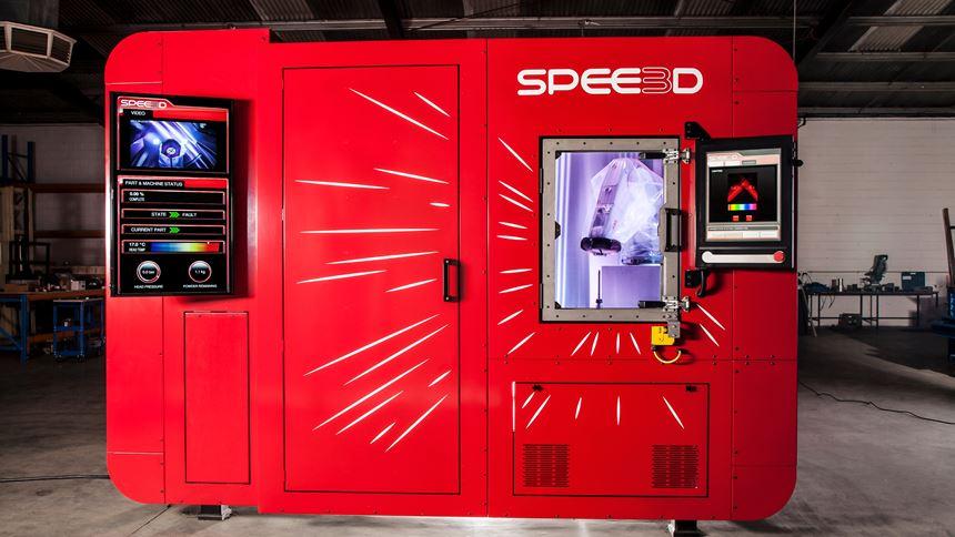Spee3D LightSpee3D 3D printer