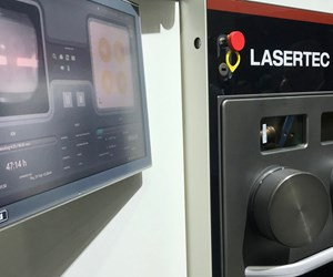DMG MORI Lasertec 30 SLM for Additive Manufacturing Magazine