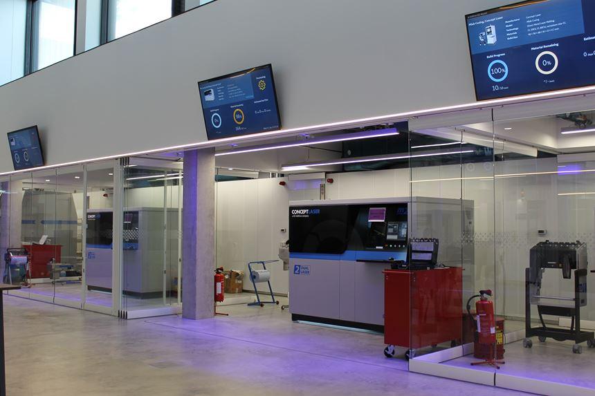 GE Customer Experience Center, Additive Manufacturing Magazine
