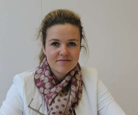 Vectorflow co-founder Katharina Krietz