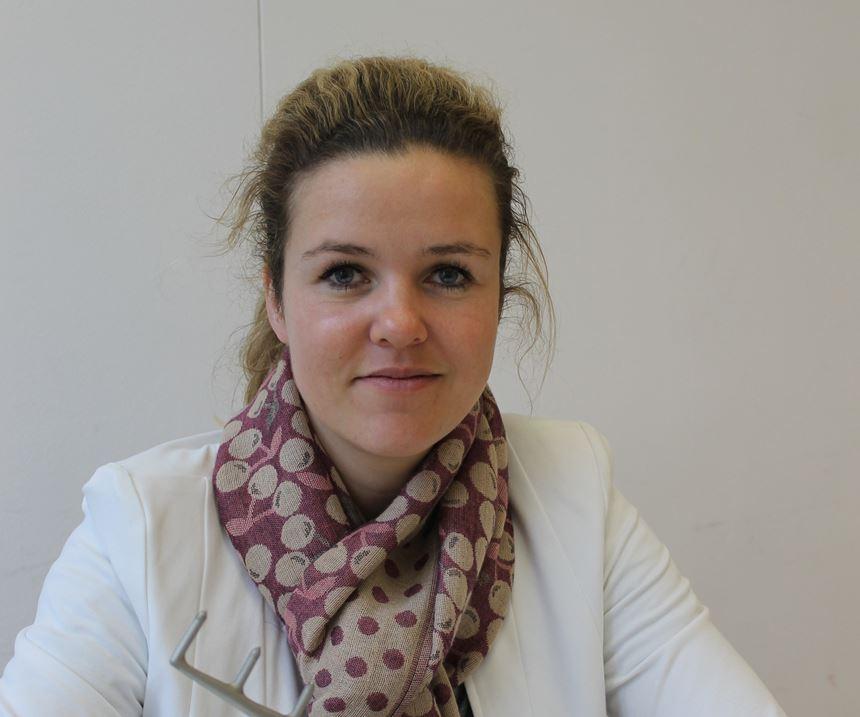 Vectorflow co-founder Katharina Krietz