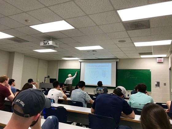 Auburn Engineering professor for Additive Manufacturing Magazine