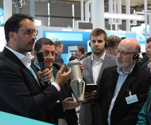 Siemens showcases additive technology at Hannover Messe, Germany