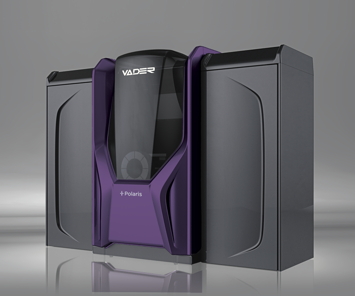 Vader Systems metal 3D printer