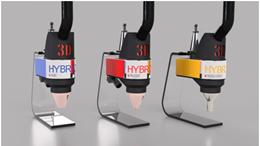 Hybrid-3D's metal AM tools