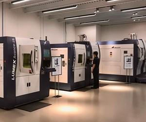 Matsuura center of excellence additive manufacturing magazine