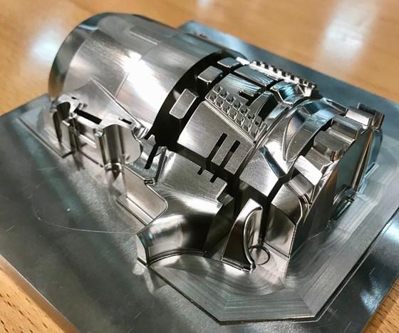 impact driver mold additive manufacturing magazine