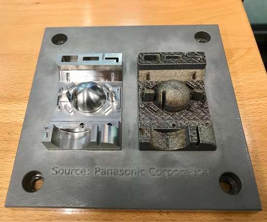 hybrid manufacturing additive manufacturing magazine