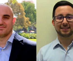 Emrah Celik, Ph.D., and Daniel Delgado Camacho