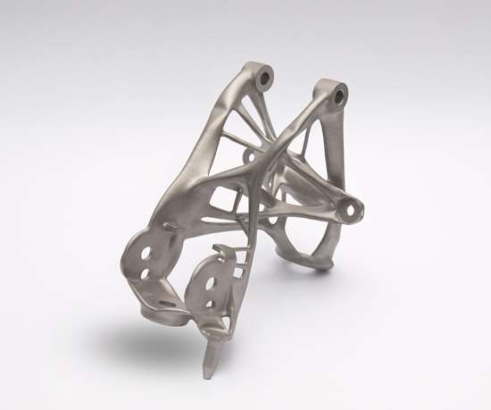GM and Autodesk seat bracket