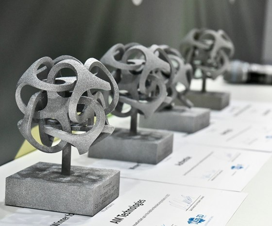 image from the Formnext startup Challenge