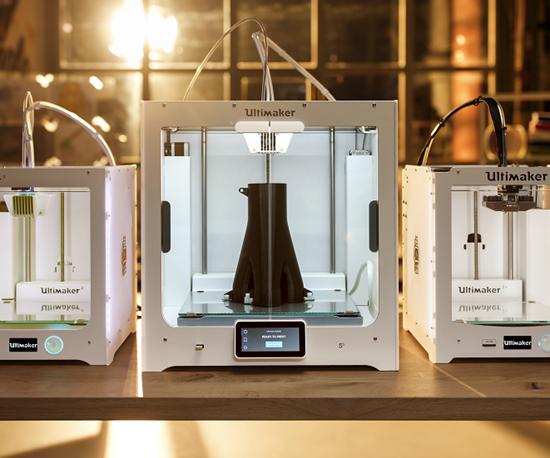 Ultimaker 5S 3D printer