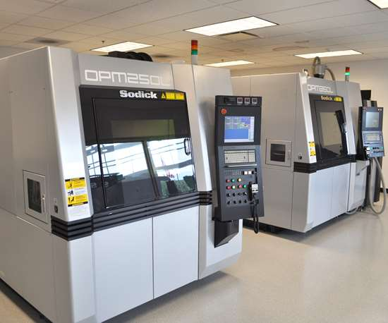 Sodick Additive Center for Additive Manufacturing Magazine