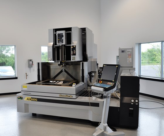 Sodick ALN800G Wire EDM for Additive Manufacturing Magazine