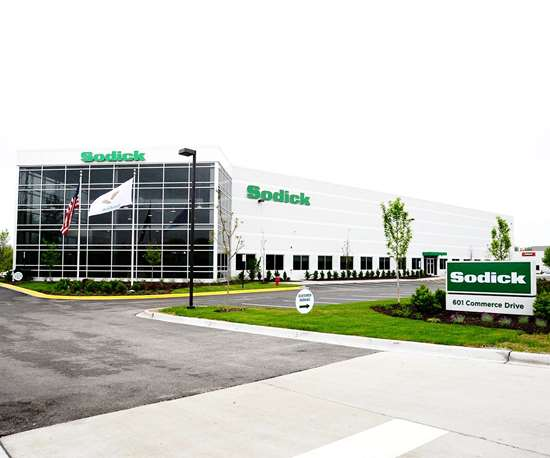Sodick's North American headquarters for Additive Manufacturing Magzine