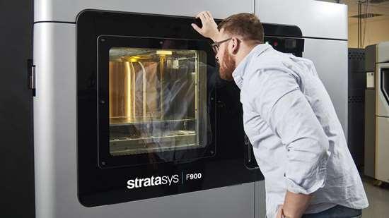 Stratasys Fortus F900