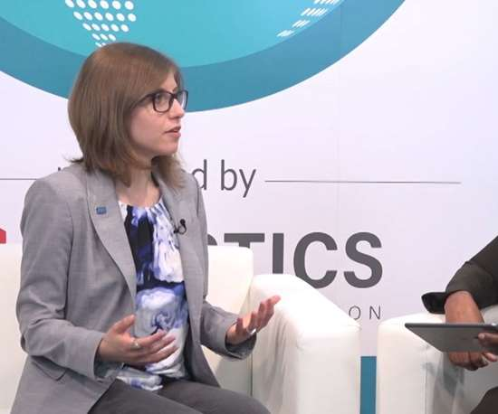 Stephanie Hendrixson, Senior Editor, Additive Manufacturing, in an interview at NPE2018