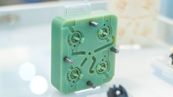 Hans Geiger AM prototype mold tool