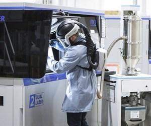 Concept Laser M2 machines