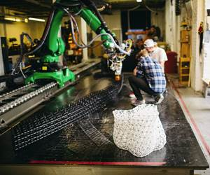 Large-Scale 3D Printing Supports Innovation in Construction