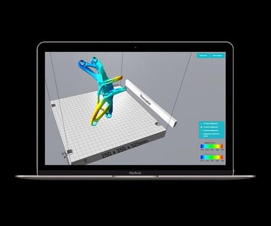 screenshot of Sunata software from Atlas3D