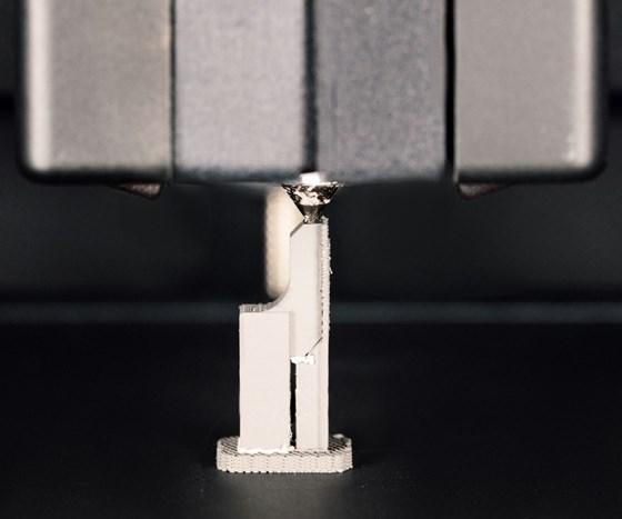 Desktop Metal swappable high-resolution printhead