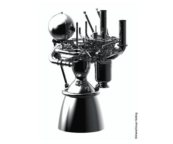 Prometheus low-cost re-usable rocket engine demonstrator