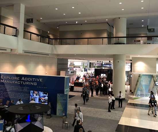 AM Pavilion at IMTS 2018