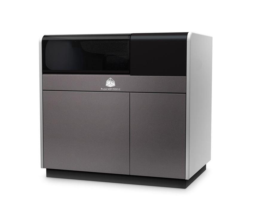 3D Systems ProJet MJP 2500 IC