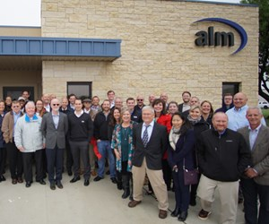 Advanced Laser Materials (ALM) in Temple, Texas