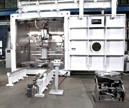 Sciaky Electron Beam Additive Manufacturing (EBAM) system